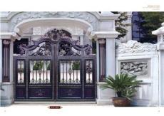 别墅庭院大门护栏