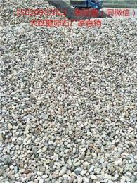 锡林郭勒盟正蓝旗鹅卵石 优质厂家推荐
