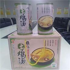 雄二土雞湯1300克X2罐禮盒裝土雞湯罐頭食品