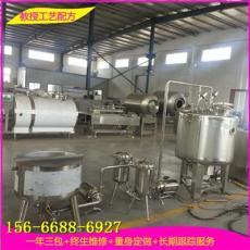 大型牛奶生产线加工设备