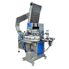 奧嘉印刷機械全自動瓶蓋移印機