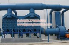 滤筒除尘器的滤筒材质及应用工况介绍