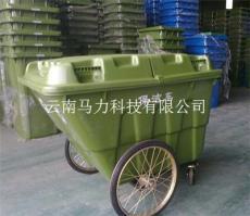 云南240升垃圾桶厂家