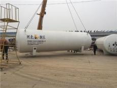 LNG低溫液體貯罐60立方