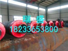 钢套钢预制蒸汽保温钢管