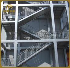 供应钢结构楼梯定制玻璃楼梯发光楼梯大型消