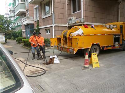 宁波庄市镇高压清洗疏通下水道