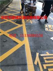 公交站台划线 承接马路标线 高速路划线国标