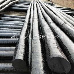 防腐油木杆油炸杆河北恒天通信器材有限公司