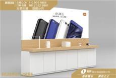 陜西小米手機體驗店 小米手機靠墻體驗柜圖