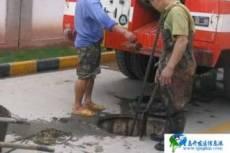 和平区高压清洗管道 市政管道清淤 抽淤泥
