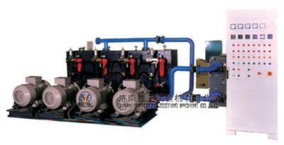 BST70恒压伺服泵站