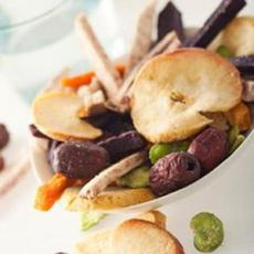 秋葵脆调味粉蔬菜脆撒粉调料土豆脆椒盐味