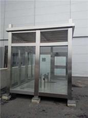 哈尔滨吸烟亭制作 厂家在哪里