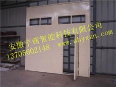 供应高质量钢木大门