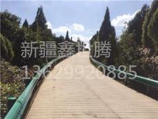 新疆乌鲁木齐波形护栏 高速公路防撞护栏