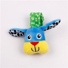 可爱的动物款手腕带 毛绒玩具 来图定制
