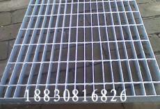 供应山东东营钢格板平台 污水处理厂平台板