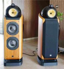 上海b w音箱回收