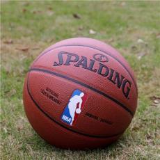 斯伯丁籃球正品 7號5號籃球定做