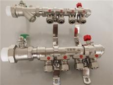 地热分水器 穿家装分水器 工程分水器艾斯蒂