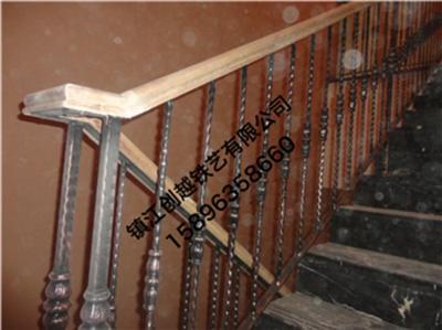 铁艺楼梯扶手多少钱_润州铁艺楼梯扶手多少钱