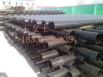 陕西市热浸塑钢管厂家批发 180*2.0涂塑钢管