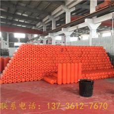 聚乙烯拦污浮筒 垃圾拦截浮漂批发