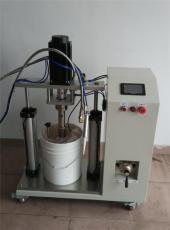 20L高粘度膠水壓盤式打膠機 電磁爐點膠機