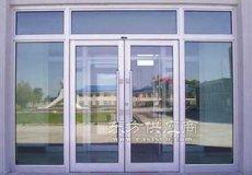 太原安装感应门 自动玻璃感应门安装