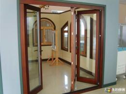 城阳维修玻璃门 电动门玻璃门 弹簧玻璃门