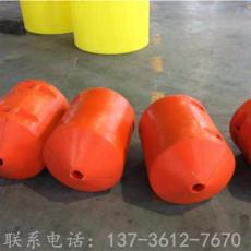 怒江抽沙浮体河道管式塑料浮筒