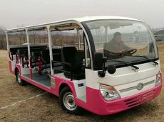 贵州燃油观光车汽油观光车电动游览车