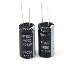 大功率电源专用牛角电解电容 高压电解电容