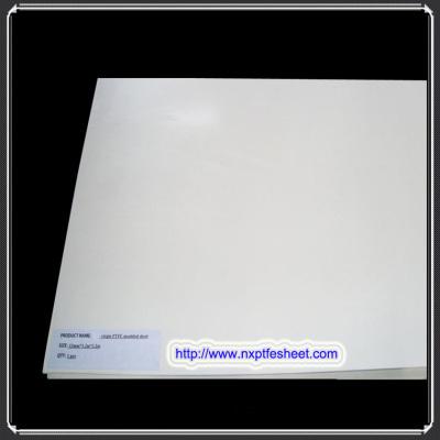 防腐耐磨聚四氟乙烯板铁氟龙车削板PTFE板