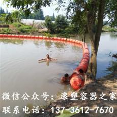 水庫浮式攔污排拉力計算