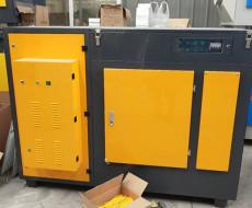 等离子净化器光氧 催化一体机喷漆活性炭箱