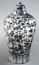 明洪武青花瓷可以賣給公司嗎
