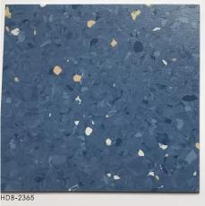 无方向同质透心pvc胶地板 华邦海德堡2365