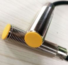 全金属外壳转速传感器