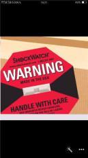 中山Shockwatch防震動警示標簽怎么報價