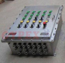 不锈钢防爆配电箱(IIB级 案例)天津防爆厂