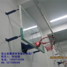 吳忠綠色箱式籃球架*經銷商