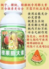 桃子 梨 苹果安全无激素膨大就用桃果膨大素