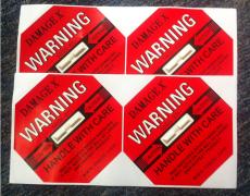 承德國產DAMAGE X防震動顯示標簽包郵