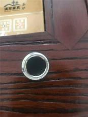 圓形指紋模組