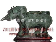 上海青铜艺术品上博仿古青铜器拍卖青铜器图