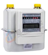 供應G1.6型家用智能IC卡膜式燃氣表
