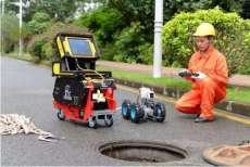 昆山花桥镇管道检测- 昆山市管道CCTV检测