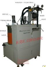 進口齒輪泵式自動混合定量濾清器灌膠機